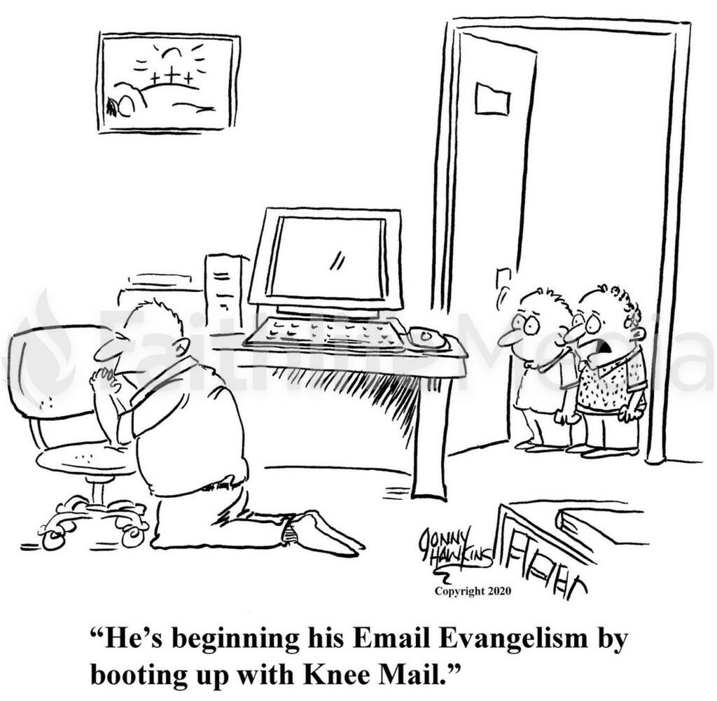 Email Evangelism large preview