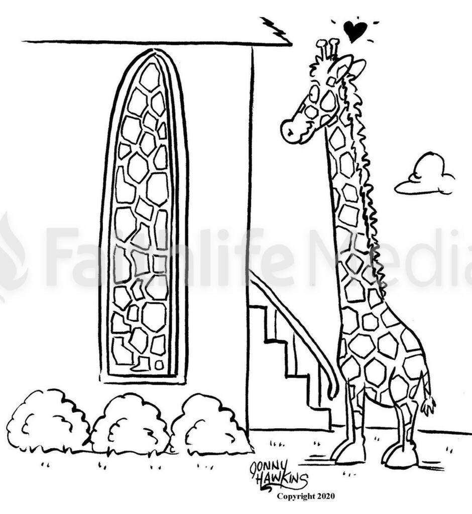 Giraffe large preview