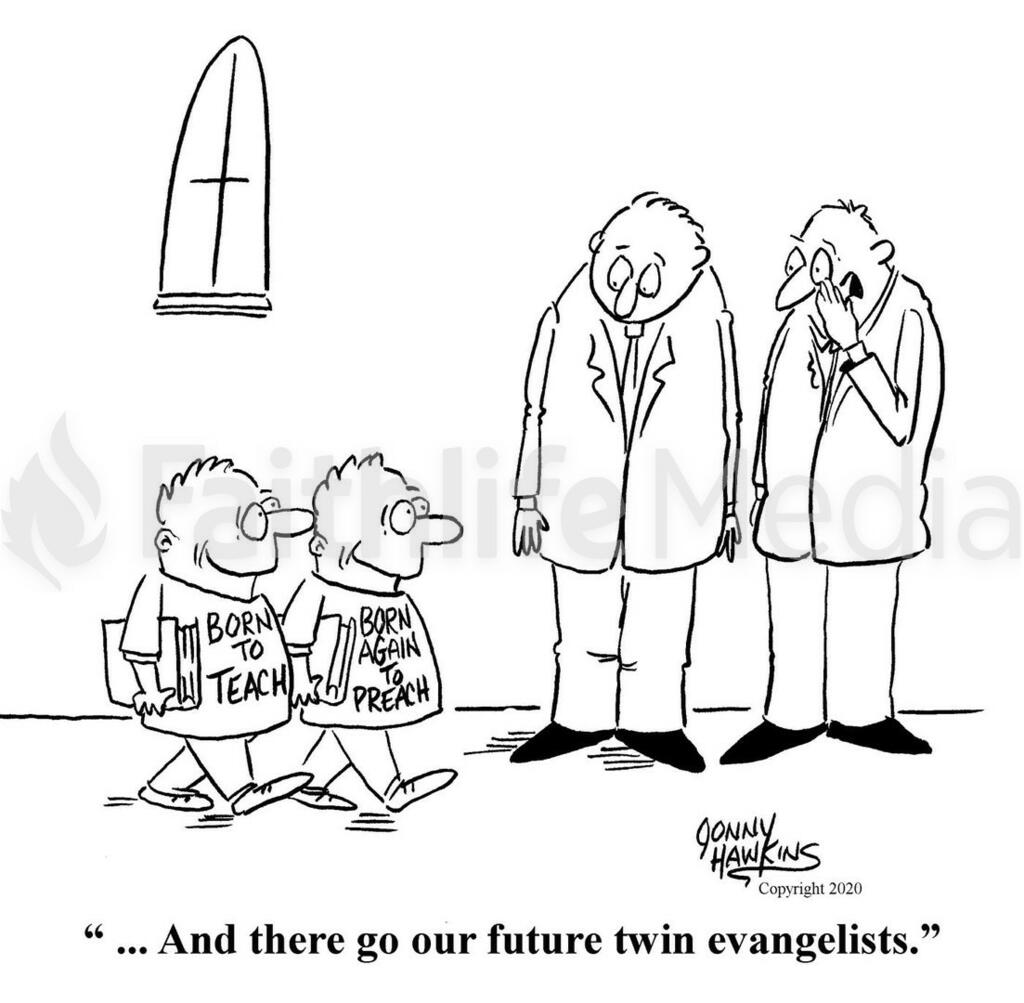 Twin Evangelists large preview