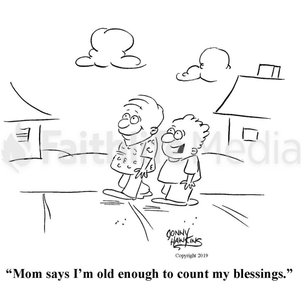 Count Blessings large preview
