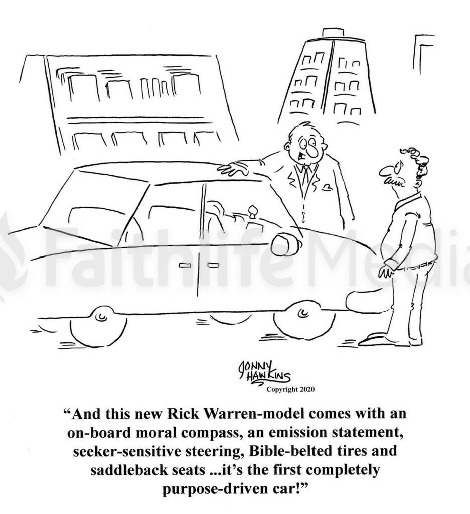 Rick Warren large preview