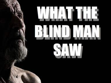 19-08-2018 What the Blind Man Saw