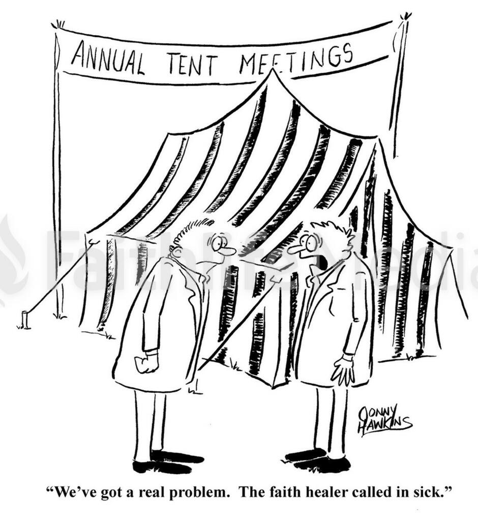 Tent Meetings large preview