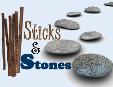 Sunday Service 03/09/17 Sticks and Stones