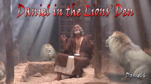 Daniel 6, Living in the Critic's Den, Sunday October 18, 2020