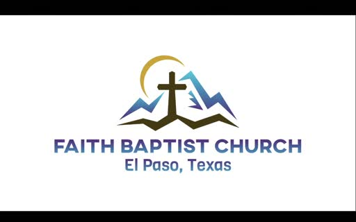 October 18, 2020 Evening Service