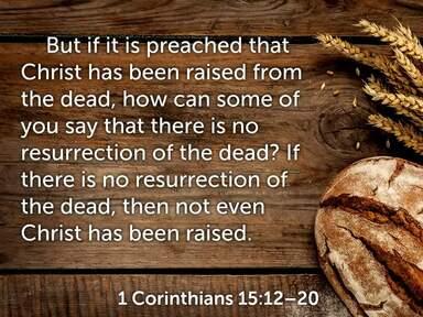 2019-4-21 Resurrection Sunday - It's Not Over