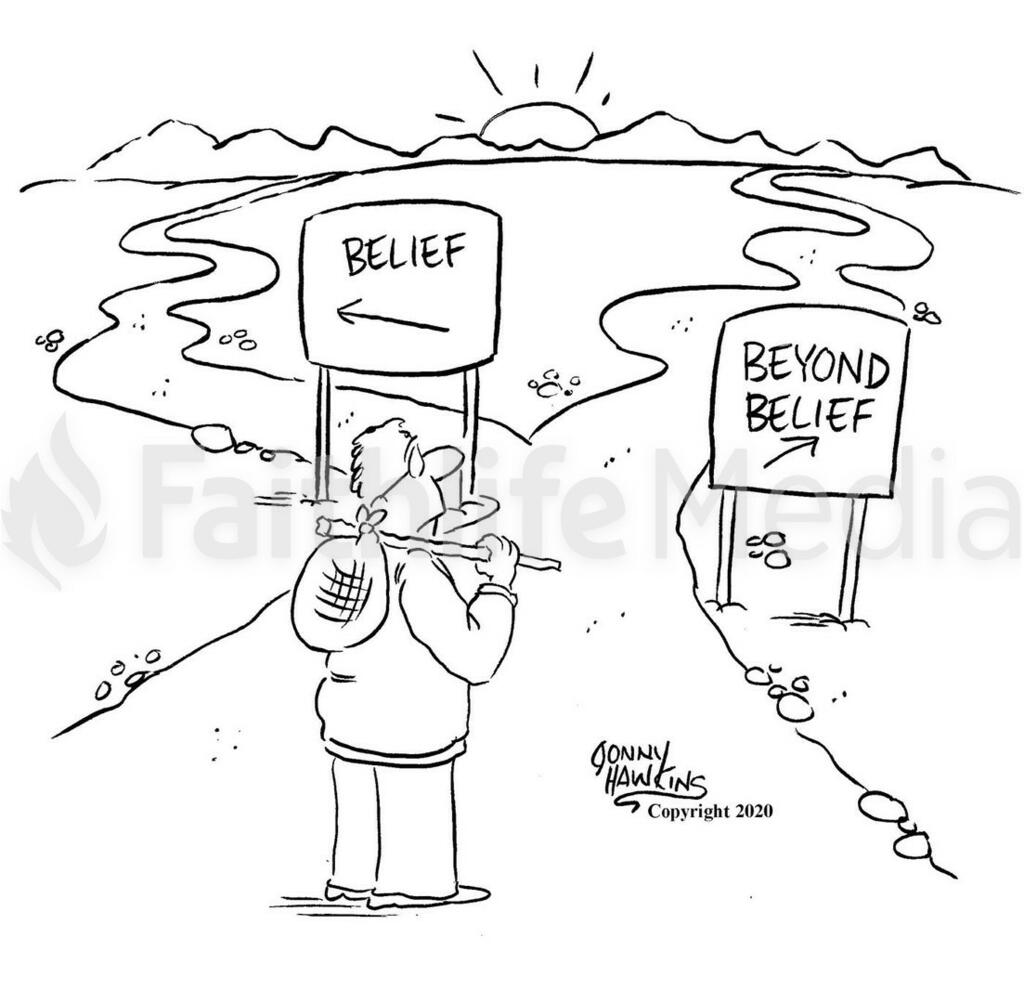Belief Sign large preview