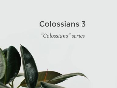 Colossians 2