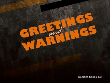 "2020-10-25 ""Greetings and Warnings"" #45"