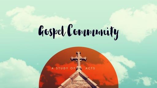 A Community Who Prays