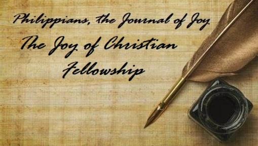 The Joy of Christian Fellowship