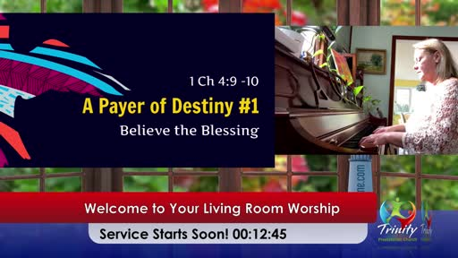 A Prayer of Destiny #1 - Believe (Live Stream Recording 2020-10-25)