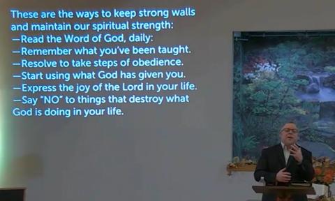 Nehemiah: A Man with a Plan TO REBUILD