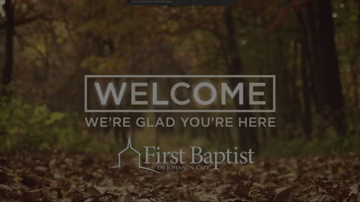 FBJC Worship Service 10.25.20