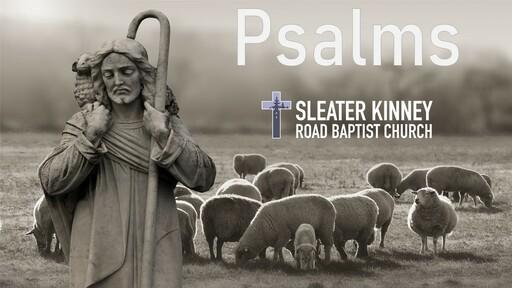 Psalm 62: My Soul Waits in Silence