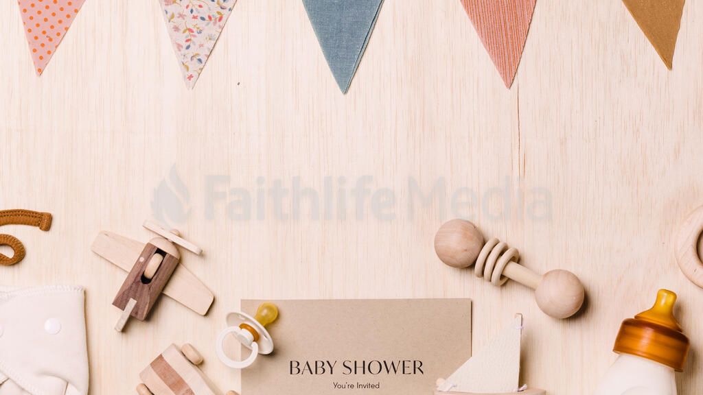 Baby Shower Invitation large preview