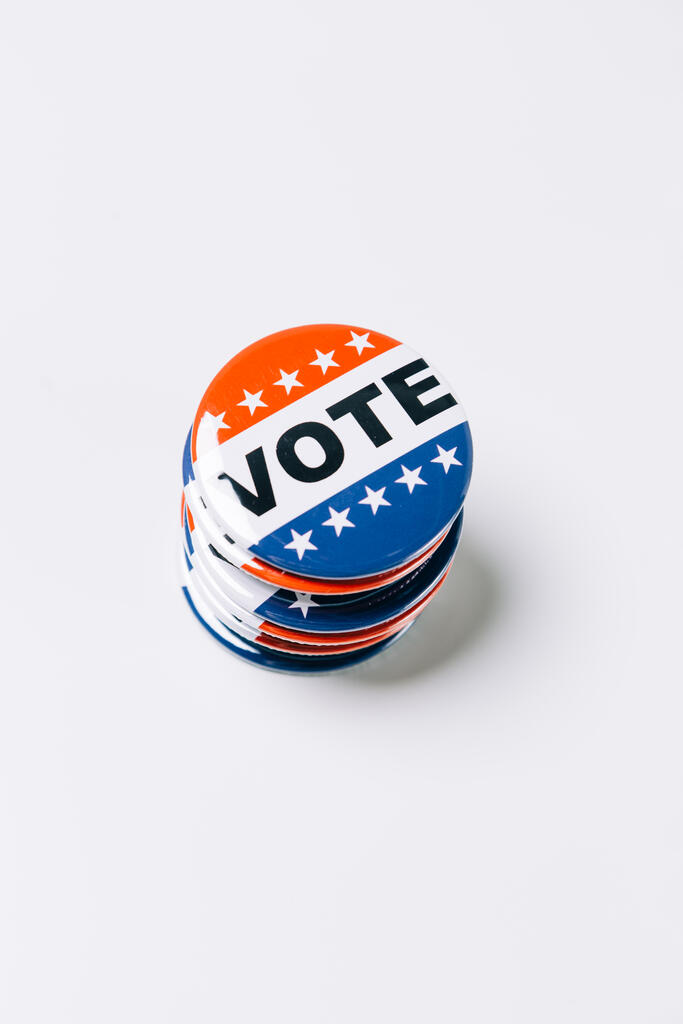 Vote Pins large preview