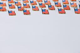 American Flag Enamel Pins  image 15