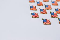 American Flag Enamel Pins  image 13