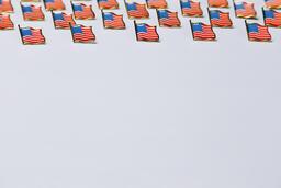 American Flag Enamel Pins  image 11