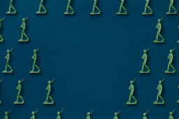 Toy Soldiers  image 1