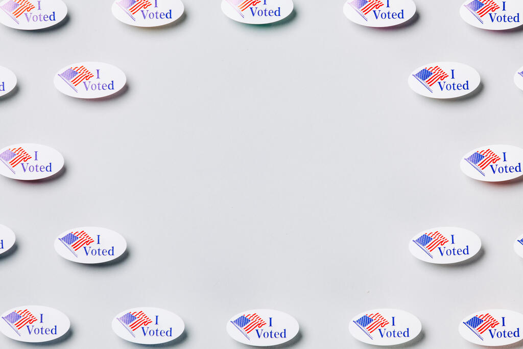 I Voted Stickers large preview