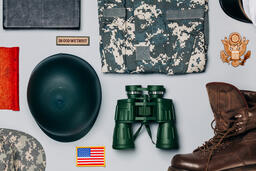 Vintage U.S. Military Items  image 1