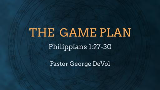 November 01, 2020 - Sunday Sermon