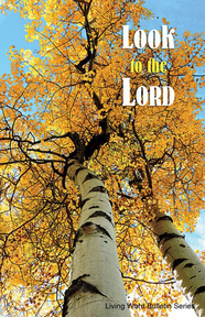 11/1/2020 Look to the Lord