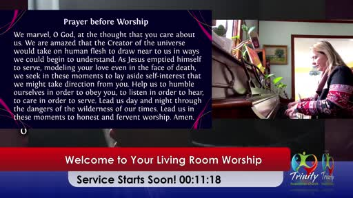A Prayer of Destiny #2 - Outstretch (Live Stream Recording 2020-11-01)