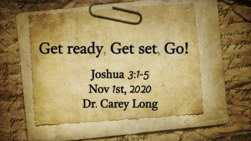 Get Ready, Get set, Go