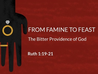 From Famine to Feast