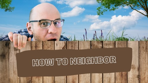 How to Neighbor in Community