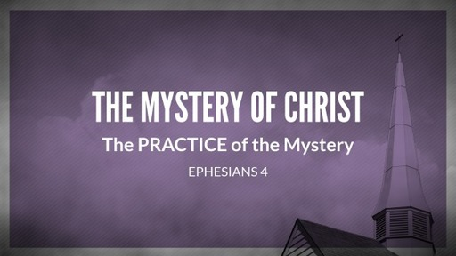 The Practice of Ministry