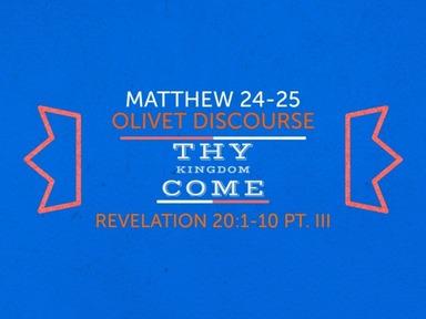 Thy Kingdom Come III