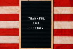 Vintage American Flag  image 7