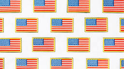 American Flag Patch  image 7