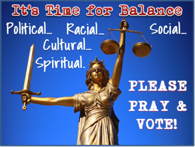 Balancing the Scales: of Political, Cultural & Spiritual Injustice