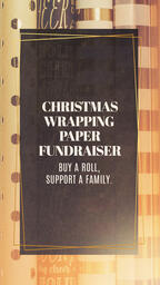Christmas Wrapping Paper Fundraiser  PowerPoint image 5