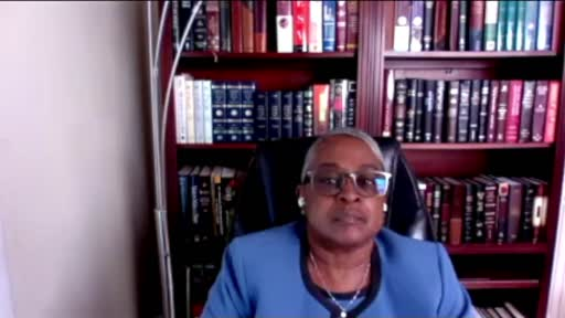 Why Do We Worship God? (Minister Luella Brown)