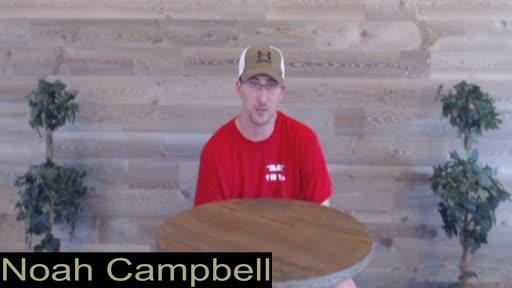 Testsimony Of Noah Campbell