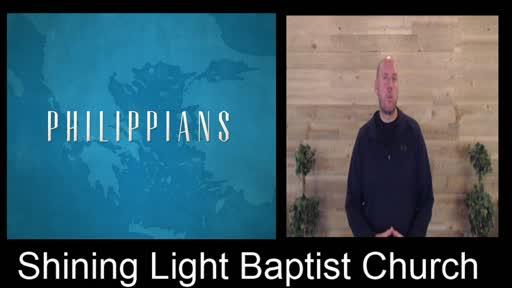 Philippians Lesson 20