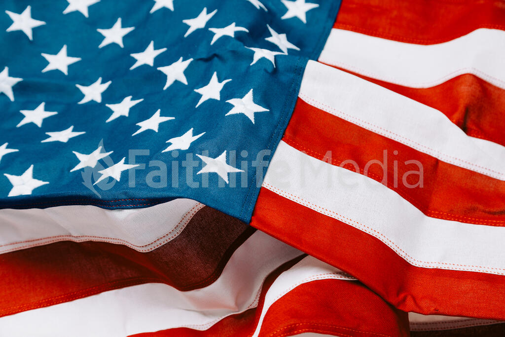 American Flag large preview