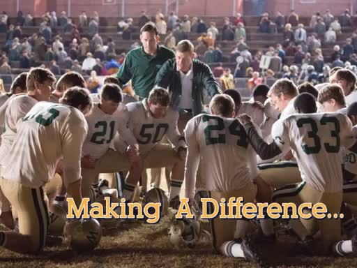 Making a Difference March 19, 2017