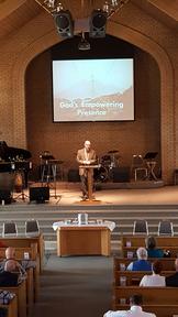 Communion Sunday November 1, 2020