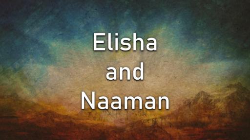 Elisha and Naaman