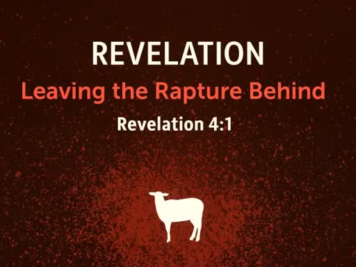 Leaving the Rapture Behind