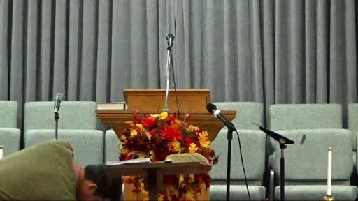 November 4, 2020  Bible Study  Mount Union Church of the Brethren