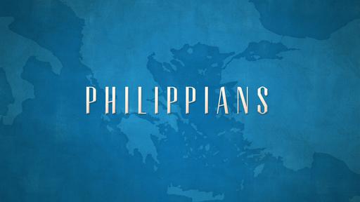 Philippians 11/08/2020